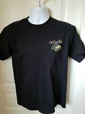 CRANKY OLD GUYS RULE BLACK T SHIRT (M)