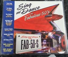 Sing And Dance To The Fabulous 50's Cd Set