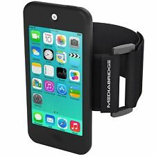 Armband for iPod Touch - 5th/ 6th Generation (Black) - Model AB1 by Mediabridge