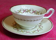 Wedgwood (Sandringham - Pink) CUP & SAUCER SET(s)  (3 avail)