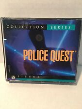 NEW VINTAGE Police Quest Sierra Collection & SWAT Series (PC, 1997) 5 Discs