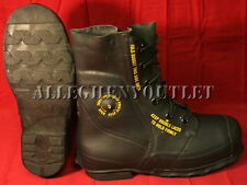 USGI Arctic Extreme Cold Weather -20° MICKEY MOUSE BUNNY BOOTS Black 7 R NEW