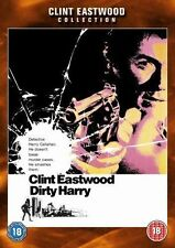 Dirty Harry Special Edition Dvd Clint Eastwood Brand New & Factory Sealed