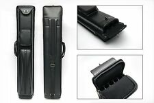 3x5 Pro Combo Pool Cue Case 3Butts 5Shafts Carry Billiard Pool Cue Stick Case