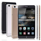 "Unlocked 6.0""Android 4.4 Quad Core 2Sim Mobile Phone 3G Cellphone GPS GSM AT&T"