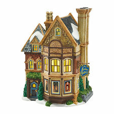 Dept 56 Dickens Village The London Gallery New 2016 4050929