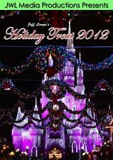 Walt Disney World Mickey's Very Merry Christmas Party 2012 DVD Parade Fireworks