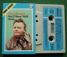 Harry Secombe Vol 4 You'll Never Walk Alone Cassette Tape - TESTED