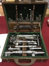 Vintage Zimmer Reduction Retention Apparatus Surgical Kit Medical Antique Case