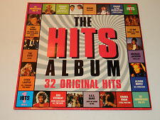 2 LP THE HITS ALBUM n°1 zz top MICHAEL JACKSON chaka khan ROD STEWART lauper