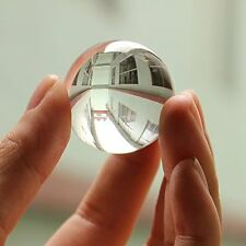 Quartz Crystal glass Healing Ball Sphere 30mm dia high altitude balance Tibetan