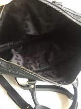 Brand New Black Uomo Gucci Borsa per Laptop