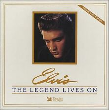 "ELVIS PRESLEY-""BOX SET""-ELVIS THE LEGEND LIVES ON- Collectors Edition- Vinyls"