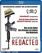REDACTED (Regie: Brian De Palma) Silberner Löwe in Venedig, Blu-ray Disc NEU+OVP