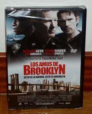 LE MASTERS DE BROOKLYN-FREQUETARE FINEST-DVD-NUOVO-SIGILLATO-THRILLER-DRAMMA
