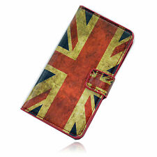 Fashion Flip PU Leather Wallet Phone Case Cover Stand For LG Optimus L70