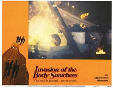 INVASION OF THE BODY SNATCHERS Movie POSTER 11x14 D Leonard Nemoy