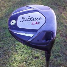 Titleist 910D2 910 D2 Driver 10.5 Degree Stiff Flex Aldila NV 75 S Shaft!