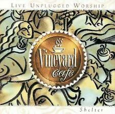 Shelter: Live Unplugged Worship 1997 by Vineyard Cafe *NO CASE DISC ONLY*