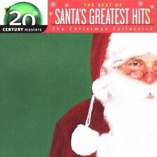 VARIOUS ARTISTS-SANTA`S GREATEST HIT CD NEW (F10)
