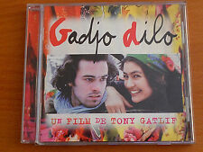 GADJO DILO - ORIGINAL MOTION PICTURE SOUNDTRACK CD1998 WEA GIPSY MUSIC GREAT