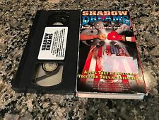 Shadow Dreams Rare VHS! 1985 Obscure Boxing Sleaze! Rocky