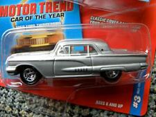 1958 FORD THUNDERBIRD #3     2003 JOHNNY LIGHTNING MOTOR TREND    1:64 DIECAST