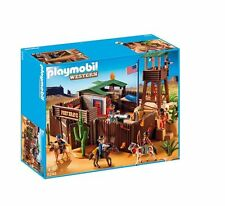 Playmobil 5245 Western Fort - New Sealed
