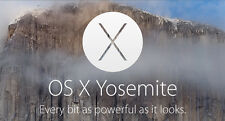Mac OS X Yosemite 10.10 USB for Install/Reinstall/Upgrade or Recovery (USB 2.0)