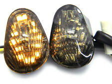Flush Mount LED Turn Signals For YAMAHA YZF R1 R6 R6S 2008 2007 2006 2005 2004
