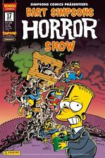 BART SIMPSONS HORROR SHOW # 17 - PANINI COMICS 20013 - TOP