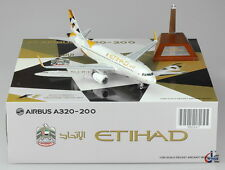Etihad A320 with sharklet Reg:A6-EJA JC Wings 1:200 Diecast Models        XX2647