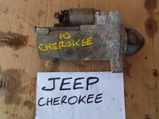 2010 JEEP CHEROKEE LIMITED 2.8 DIESEL MANUAL STARTER MOTOR