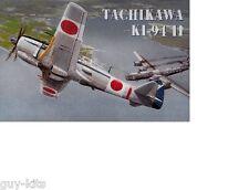 Chasseur-Intercepteur Japonais TACHIKAWA Ki-94 II - KIT RS MODELS 1/72  N° 92020