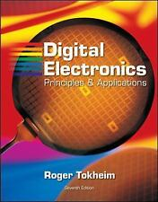 Digital Electronics : Principles and Applications by Roger L. Tokheim (2007,...