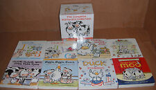 Complete Barnyard Collection Board Books by Doreen Cronin and Betsy Lewin NEW