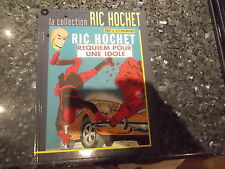 belle reedition ric hochet la collection requiem pour une idole