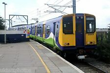 London Overground 313103 Willesden 2009 Rail Photo