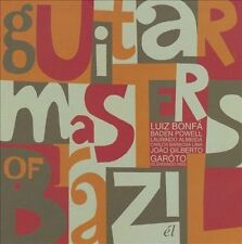 Guitar Masters Of Brazil by Various Artists (CD, May-2011, l Records)