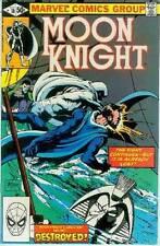 Moon Knight # 10 (Bill Sienkiewicz) (USA, 1981)