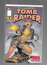 Tomb Raider 1 1999 TOWER GOLD variant