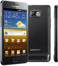 Black Original Samsung I9100 Galaxy S II 16GB unlocked Android smartphone,8MP