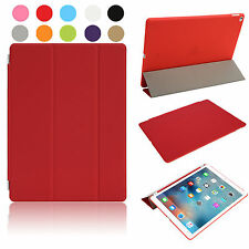 FUNDA SMART COVER + CASE + PROTECTOR TABLET APPLE IPAD MINI 1 2 3 - ROJO