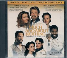 CD ALBUM BOF/OST 24 TITRES--MUCH ADO ABOUT NOTHING--PATRICK DOYLE