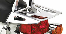 SUZUKI BOULEVARD S40 MOTORCYCLE CHROME REAR RACK