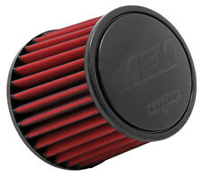 AEM Universal 3.5'' DryFlow Air Intake Cone Filter 21-204DK Car/Truck/SUV NEW