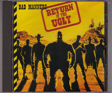 Bad Manners - Return Of The Ugly - CD (DOJO CD 242 DOJO U.K.)