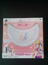 Sailor Moon New Ichiban kuji Accessories plate accessory tray Moon & Tuxedo Mask