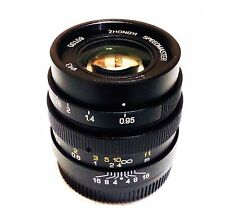 ZY Optics Mitakon Speed Master 25mm f/0.95 MF Lens for M43 MFT Panasonic camera