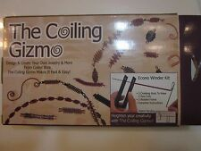 The Coiling Gizmo by LeRoy Goertz Arts Crafts Jewelry Wire Coiler